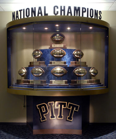 Pitt Football Nine National Titles 225 Years University Of